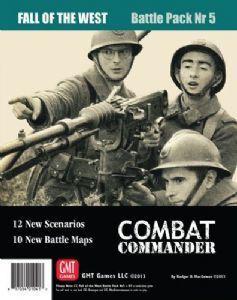 Combat Commander : Battle Pack #5 - Fall of the West
